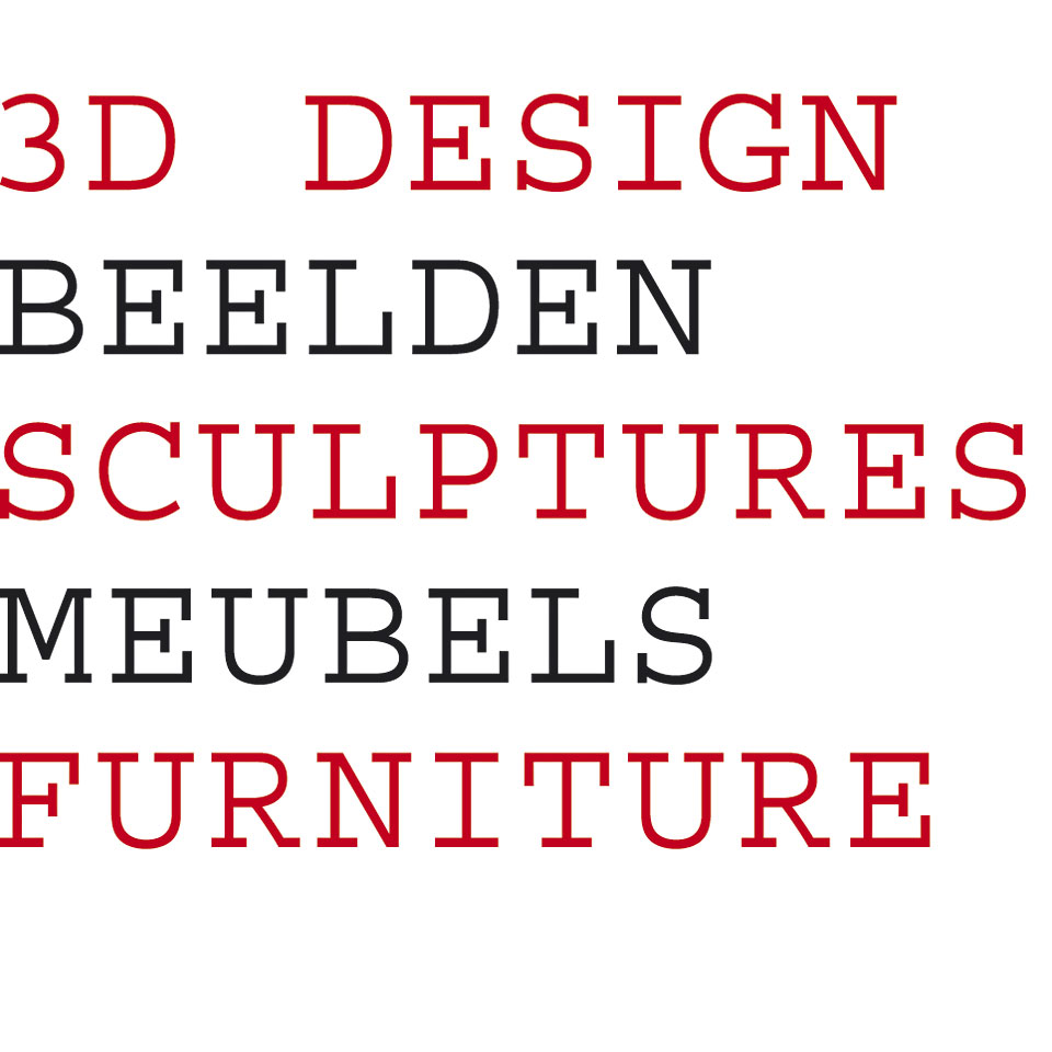 3D Design - Beelden - Meubels - Sculptures - Furniture